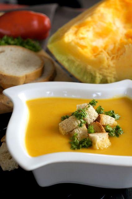 Doprawione fantazją...: Zupa krem z dyni