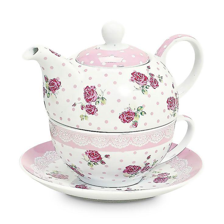 Teekannen-Set Rose 3-teilig Jetzt bestellen unter: http://www.woonio.de/produkt/teekannen-set-rose-3-teilig/