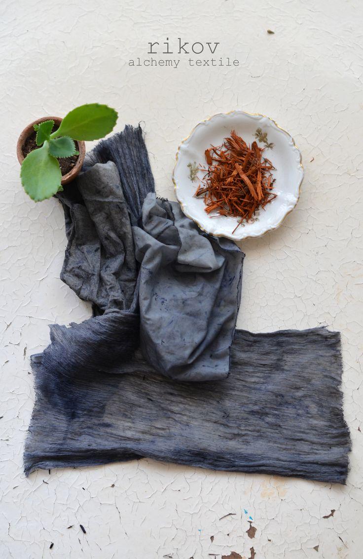 rikov natural dyeing
