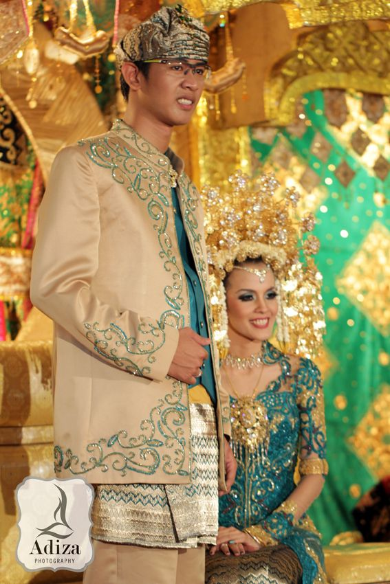 Dwinta & Sauma I West Sumatra wedding