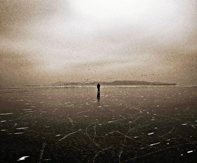 Winterland by Botond Horváth