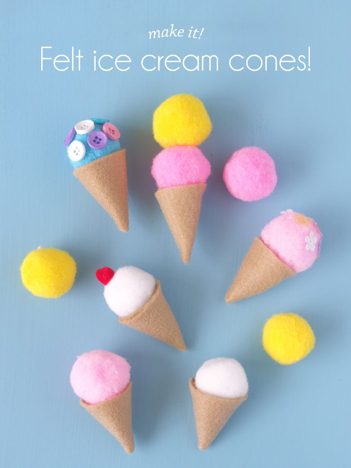 36 best ice cream craft images on pinterest ice crafts for Ice cream cone paper craft