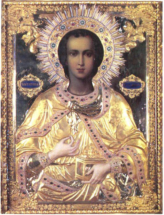 9 августа — память святого великомученика и целителя Пантелеимона. Обсуждение на…