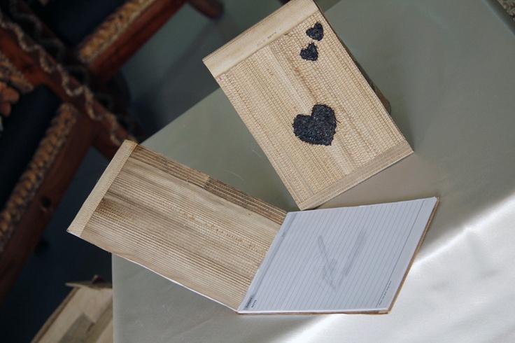 craft, notebook, banana craft, #indonesia #crafting