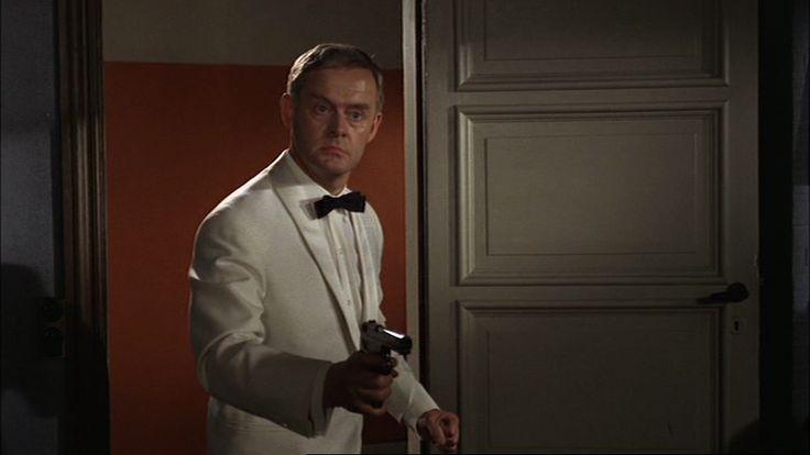 Som Hemmelig agent Smith, i Slap af Frede fra 1966.