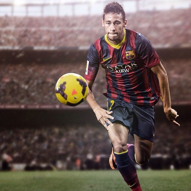 Neymar Da Silva Santos Junior: 1000+ Images About Soccer Players On Pinterest