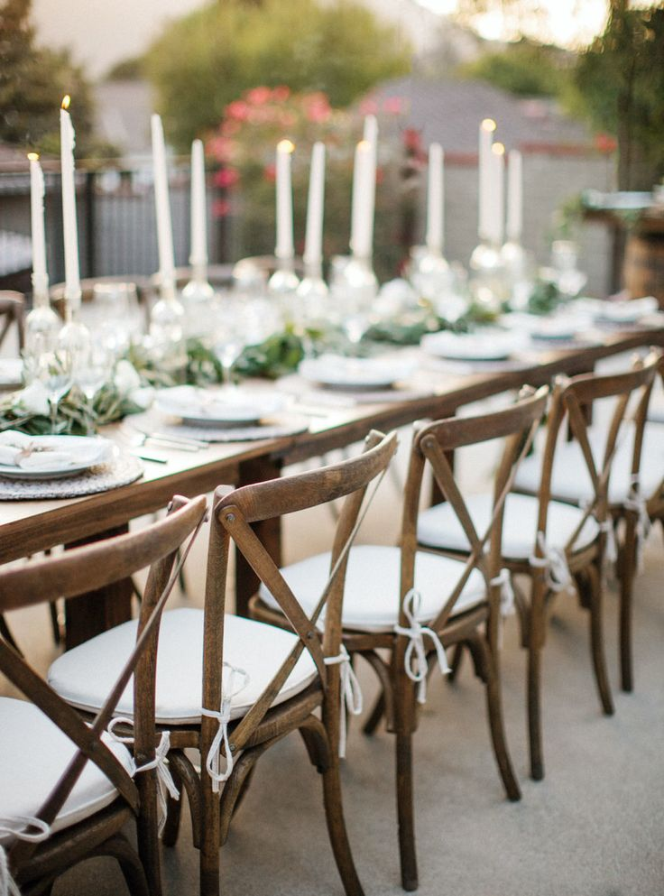 Al Fresco Wine And Cheese Dinner Party