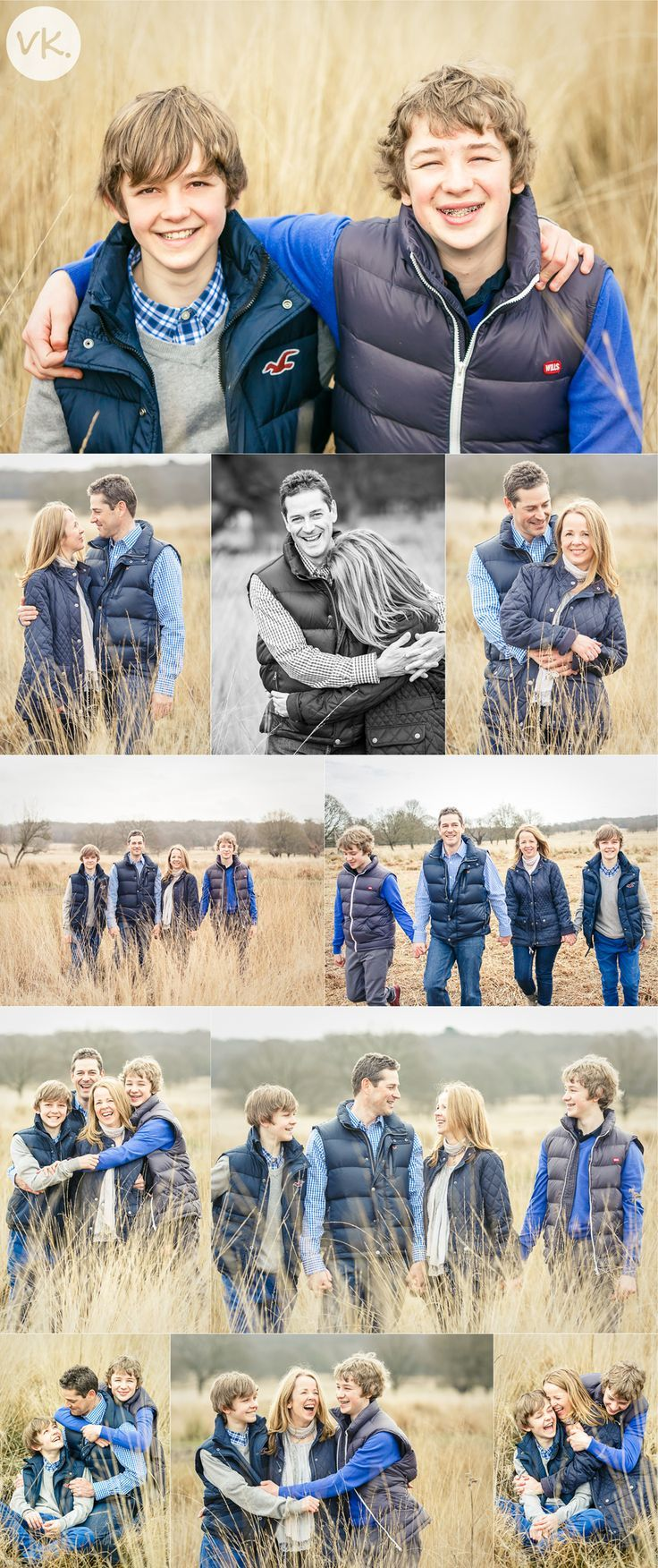 Most of the families I photograph have children under the age of 6. That's no surprise really, having family photos taken is normally on the to-do list when you