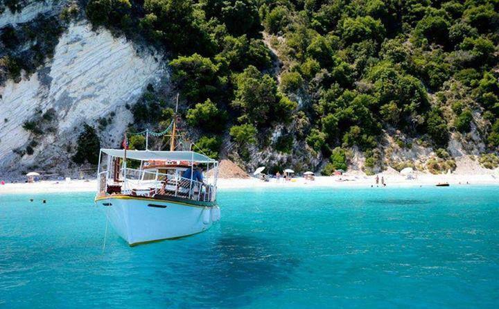 Ithaki beach Gidaki-Ionio Greece