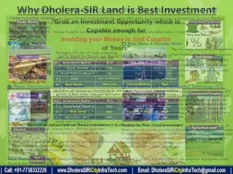 Dholera SIR iCity InfraTech Pvt Ltd - Official Video