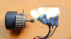 How To Make Free Energy Generator 220V From Washing Machine Motor. DIY Free Energy Generator. - YouTube