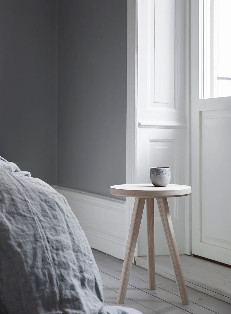 About Stool Ash has a minimalistic design,which uses rounder and softer forms.The design of the stool is intended to allowit to perform a number of differen