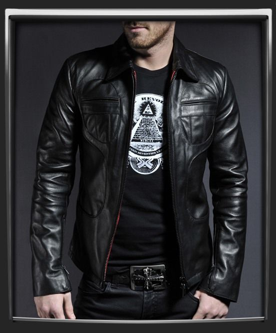 20 Best images about Vintage Style Leather jackets on Pinterest ...