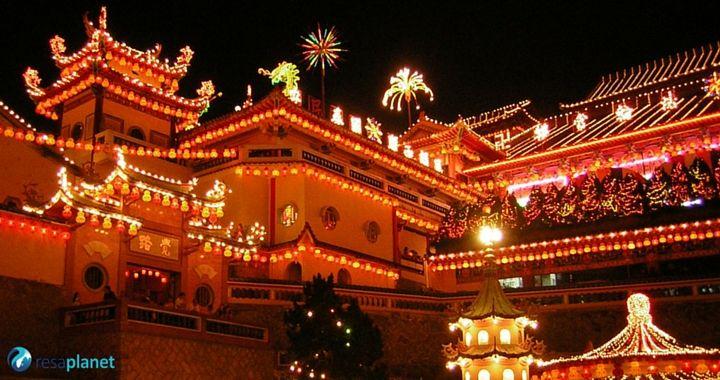 Entre tradition et modernité, leNouvel An chinois est une véritable fête traditionnelle à l'îleMaurice.