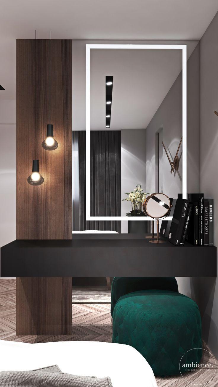 Apartment in London – Nachtzone in Behance – interior design