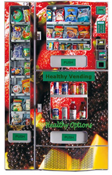 vending machine finance