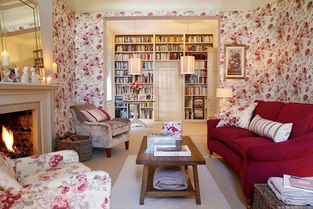 Bookshelf Door - Bookshelf Ideas - Living Room & Study Design Ideas (houseandgarden.co.uk)