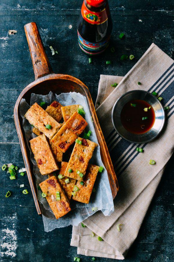 Taro Cake (Chinese Wu Tao Gou) Recipe Taro cake, Wok