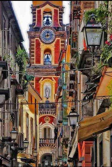 Sorrento, Napoli (Naples), Italy , from Iryna
