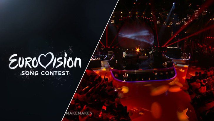 "Pin for Later: Listen to Every Single Song From the 2015 Eurovision Song Contest Austria The Makemakes — ""I Am Yours"""