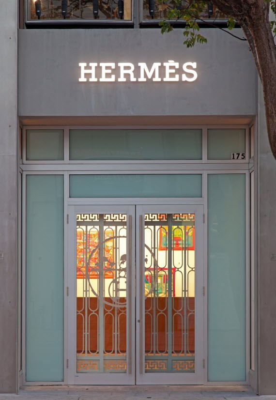 Hermes Boutique Opens In Miami Design District Was Last Modified: February  2013 By LeVar Thomas