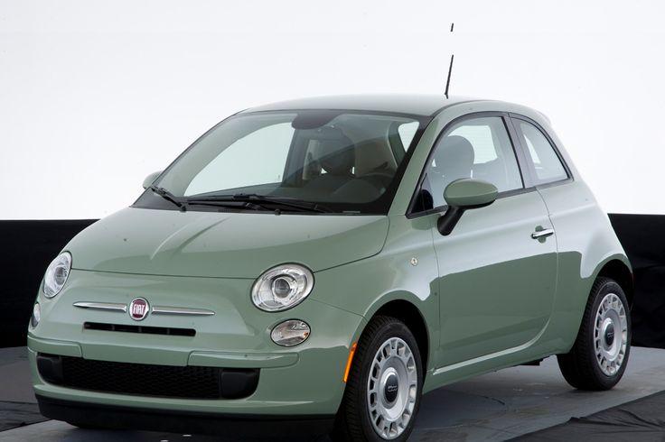 2015 Fiat 500 POP Design Review & Photos