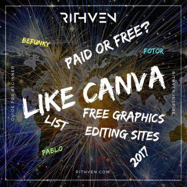 Image Editing Sites Like Canva