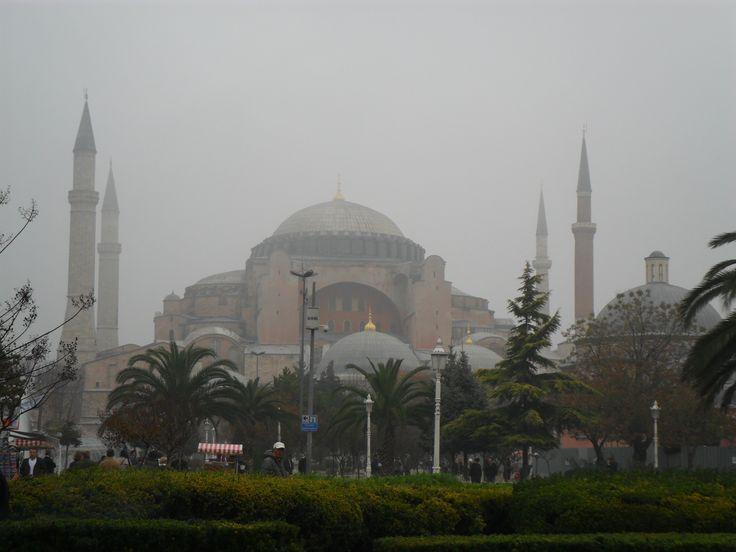 Agia Sofia, Istanbul, Turkey