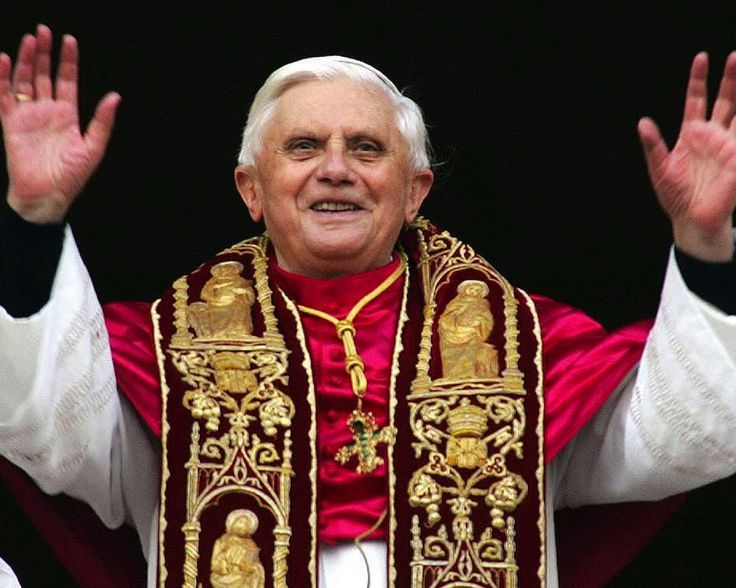Pope Benedict XVI Steps Down as Head of Catholic Church