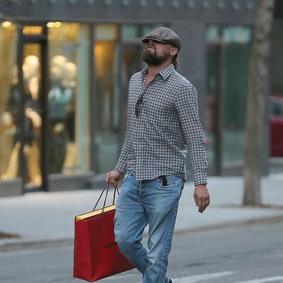 But he also reaches peak DiCaprio whenever he simply walks around in public. | 18 Times Leonardo DiCaprio Out-Leo DiCaprio'd Himself