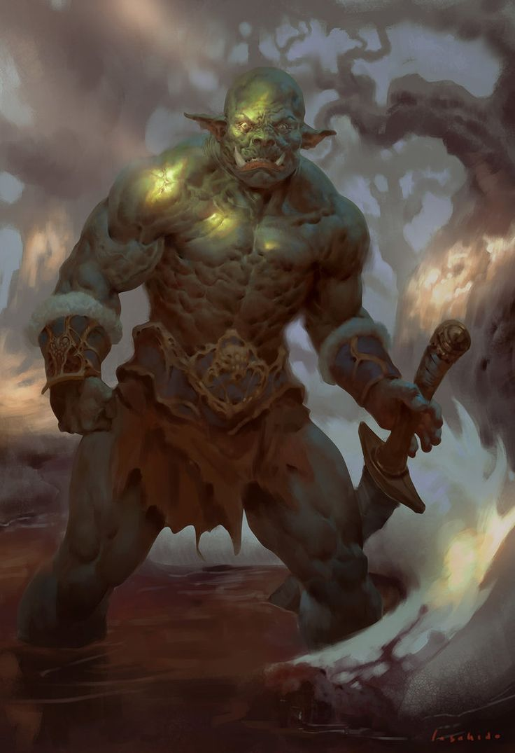 Ork speculation/chat - [new rumour p75 and in OP-Clan ...