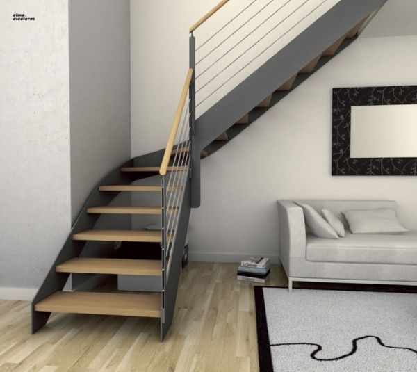 M s de 25 ideas incre bles sobre escaleras metalicas en for Escaleras de aluminio baratas