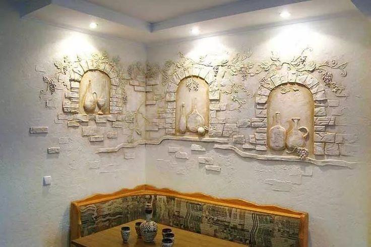 барельеф на стене эскизы: 10 тыс изображений найдено в Яндекс.Картинках