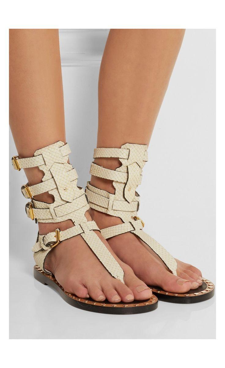 Sandales cloutées JeppyaIsabel Marant 8gDWkih