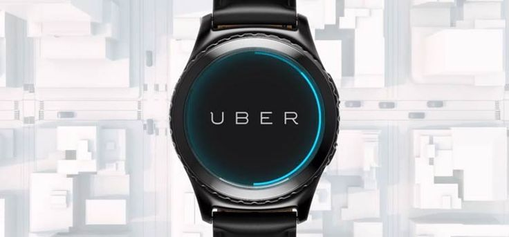 Uber Taxi App Now Available For Gear S2