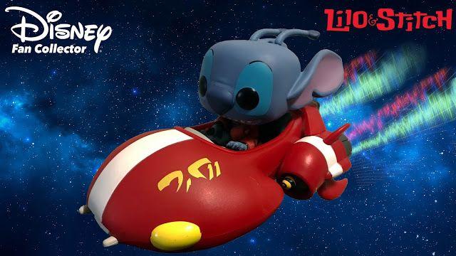 Disney Fan Collector Coleccion Funko Pop Experimento 626 Lilo Stitc Funko Pop Juguetes De Disney Lilo Stitch