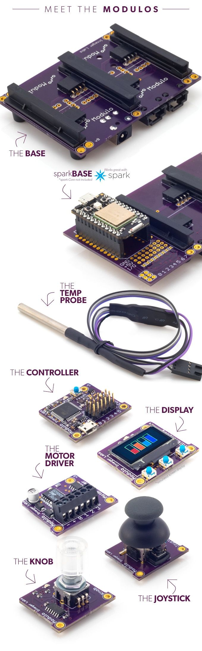 103 Best Make Images On Pinterest Diy Electronics Arduino A Circuit Board Fly With This Cute Tiny Quadcopter Kit Modulo Simple Modular Solution For Building By Labs Llc