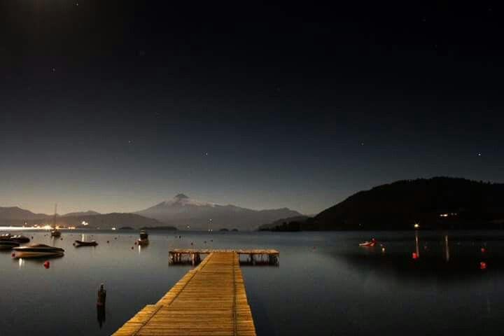 Lago Calafquen Chile