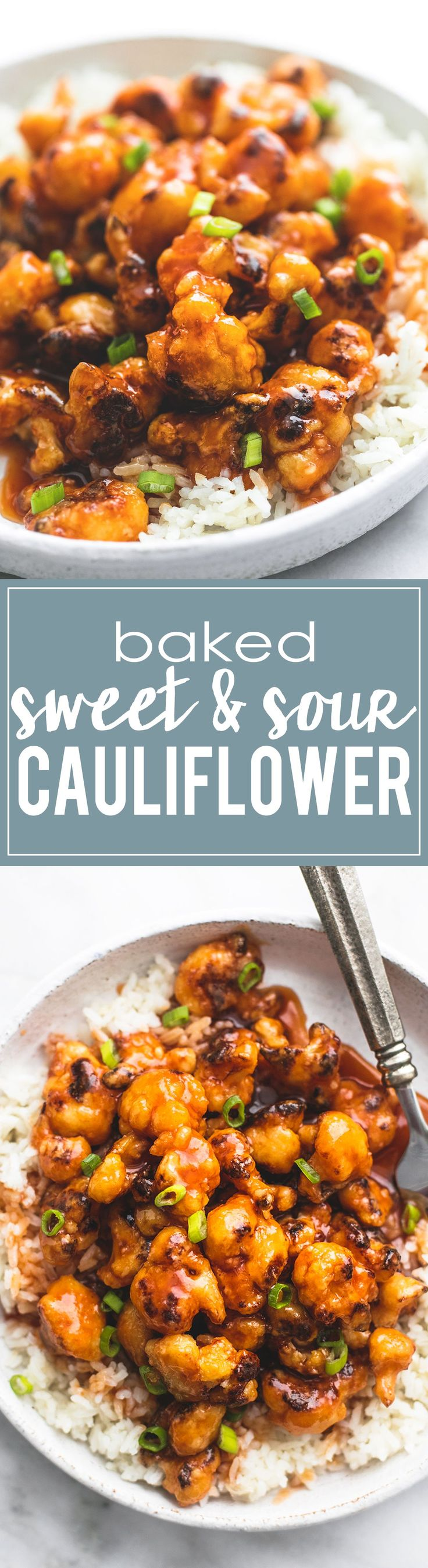 Main Course Vegetarian Dishes Part - 32: Baked Sweet U0026 Sour Cauliflower. Head Of CauliflowerVegan CauliflowerBuffalo  CauliflowerCauliflower RecipesVegetarian Main ...
