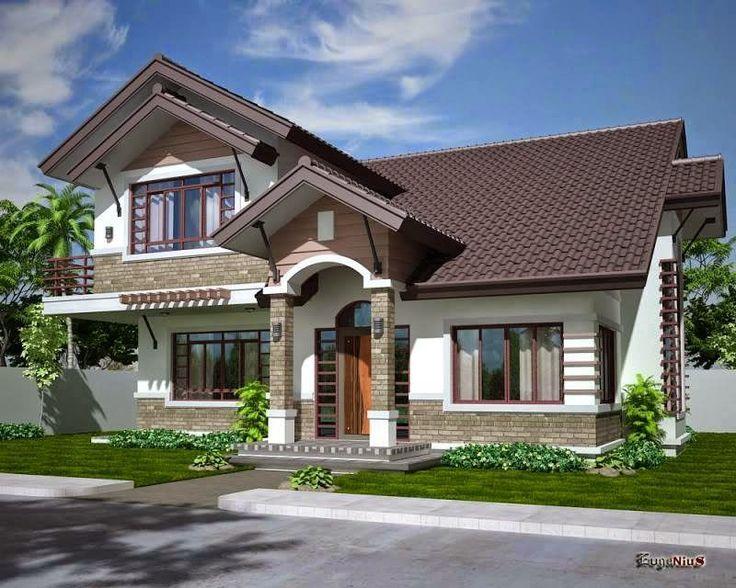 M s de 25 ideas incre bles sobre fachadas de casas - Casas americanas modernas ...