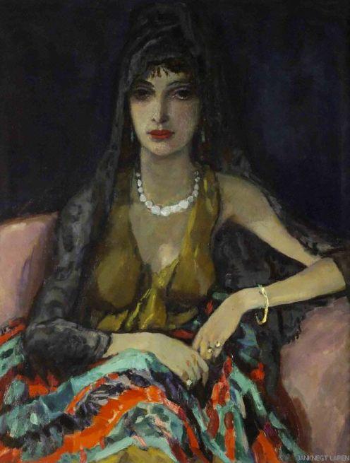 Painting by Jan Sluijters (1881-1957).