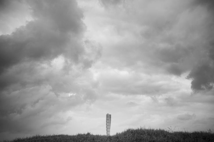 Robin de Blanche - Turning Torso. Available as poster and laminated picture at Printler, the marketplace for photo art.