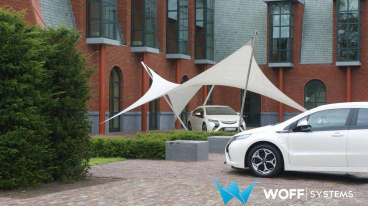 WOFF systems ™ — Introductie Opel Ampera / Louwman Museum - Den Haag (NL)