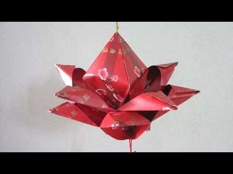 CNY TUTORIAL NO. 10 - Chinese New Year Red Packet (Hongbao ...