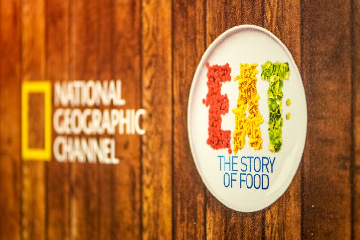 ΕΝΑ ΓΑΣΤΡΟΝΟΜΙΚΟ ΤΑΞΙΔΙ ΑΠΟ ΤΟ NATIONAL GEOGRAPHIC CHANNEL! ‪#Eat #StoryOfFood #NatGeoChannelGR