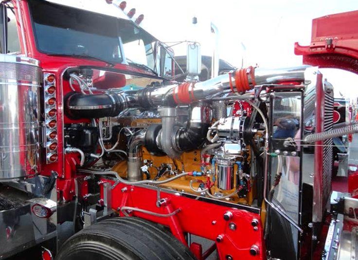 caterpillar w turbo s steel cowboyz of trucks turbo s