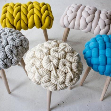 Claire-Anne O'brien stools