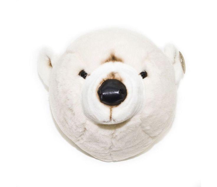 Dyrehode Isbjørn | Baby og barne produkter på nett