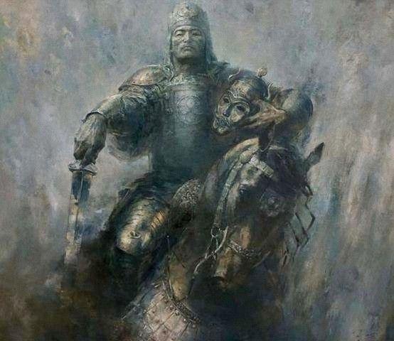 Kul Tigin Turkic Khan