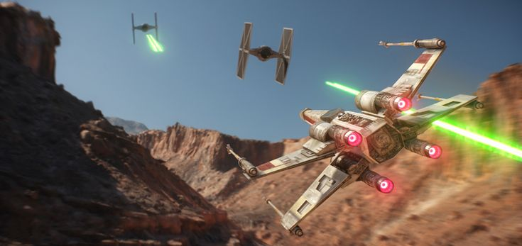 See how Star Wars Battlefront has evolved in more than a decade.